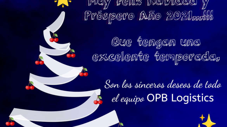Muy Feliz Navidad y Próspero Año Nuevo…!!!